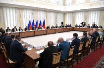 Президент провёл в Кирове заседание Совета по развитию местного самоуправления