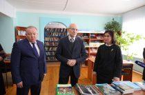 Кармаскалинский район: посетил Рустэм Хамитов с рабочей поездкой